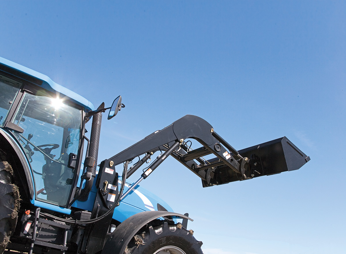 Farm King- Front-End Loaders
