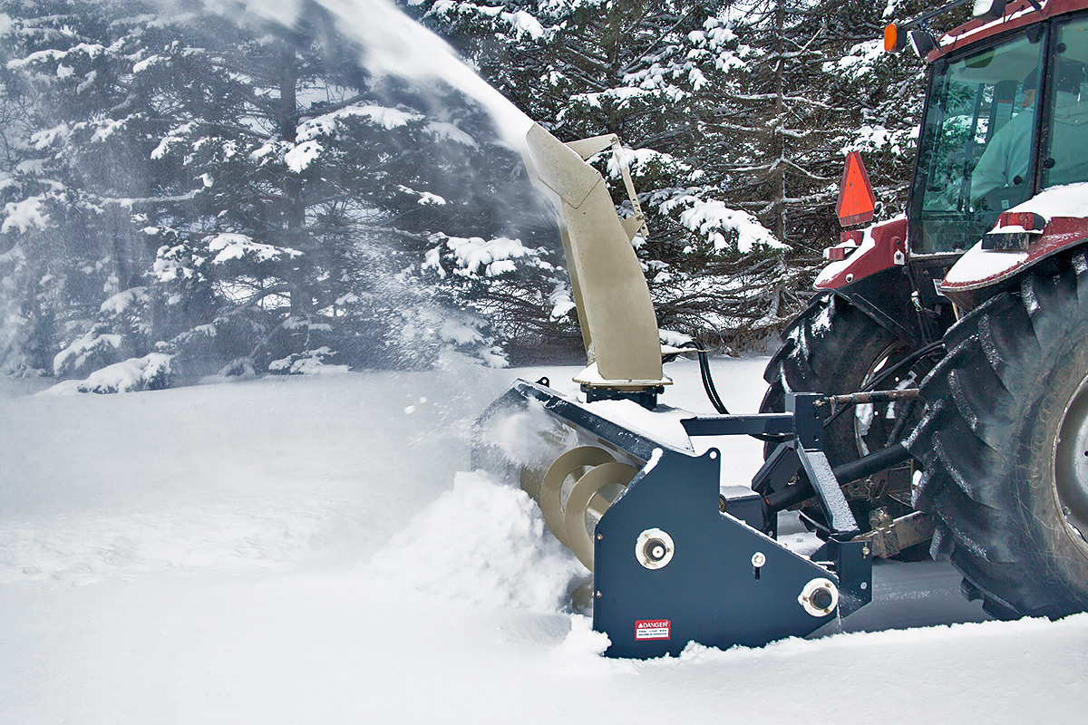 Farm King- Allied Snowblower