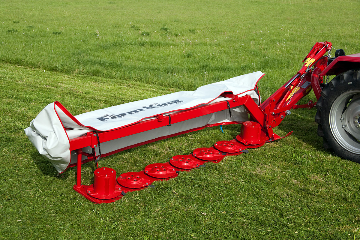 Farm King- Disc Mower