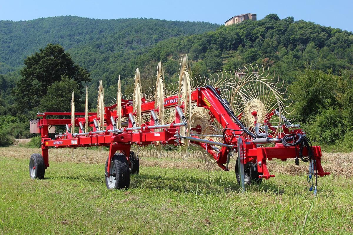 Farm King- Easy Rake