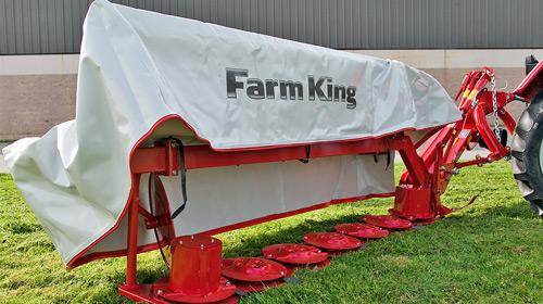 Farm King- Disc Mower