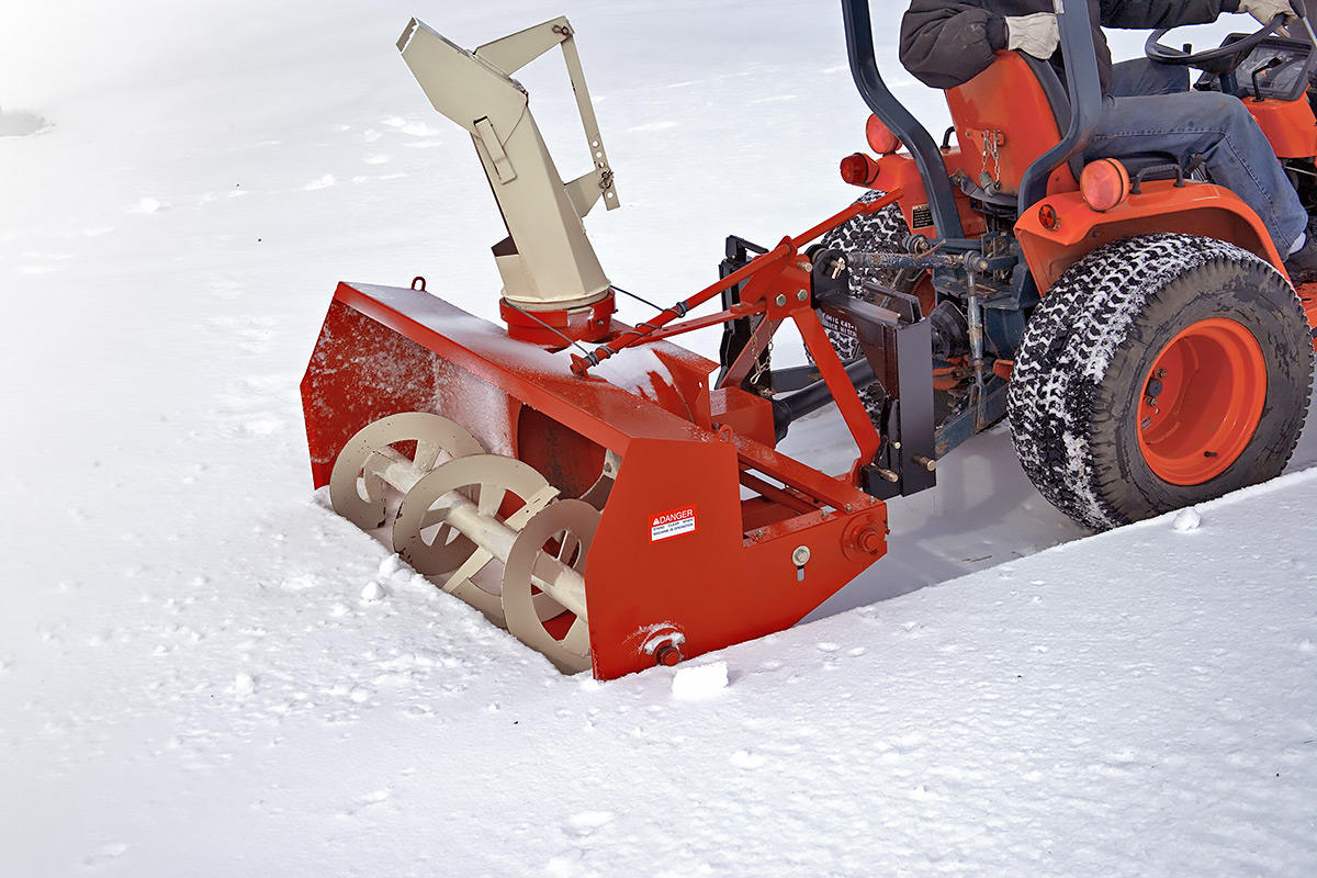 Farm King Snowblower Hitch Snow Plow Wiring Diagram Power Operator A Greater Range Of Control Over The Placement Standard On All Heavy Duty Models Hand Crank Optional Is Available Model 960