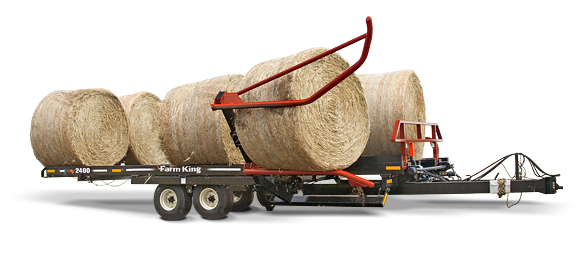 Square Bale Carrier